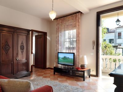 Photo for Wonderful in the centre with lovely garden, Padua centre close Duomo & Piazze