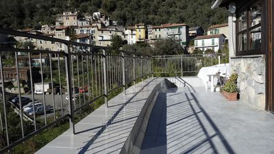 Photo for 1BR Apartment Vacation Rental in Airole, Imperia,Liguria