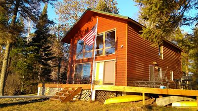 Photo for 6BR Cabin Vacation Rental in Hayward, Wisconsin