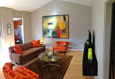 Living Room, all new everything.