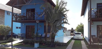 Photo for Comfortable 5 bedroom house in Praia dos Carneiros