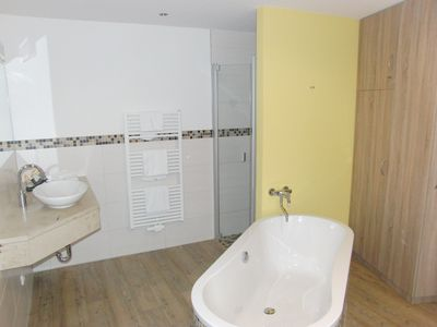 Photo for 'Burg Rothenklempenow': Apartment for up to 3 guests (with extra bed)