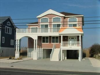 Photo for Nicest views Sea Isle has to offer! Great room with 14 ft. ceiling looks out front over the ocean