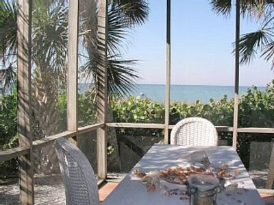 Photo for Casey Key Beach House: A Place to Relax
