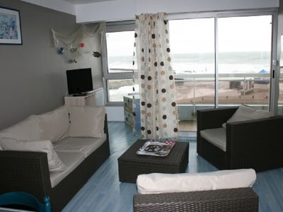 Photo for 2BR Apartment Vacation Rental in Wimereux, BOULONNAIS