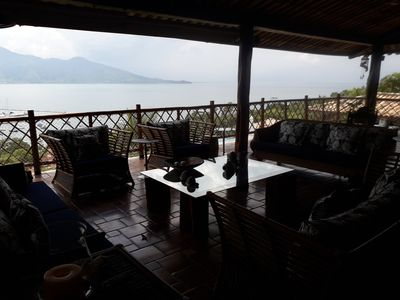Photo for Ilhabela - Beautiful house with perfect view