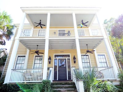 Photo for Historic Home in the Heart of Downtown Beaufort's 'Old Point'