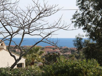 Photo for SAINT-AYGULF Traditional Provencal style house, sea view.