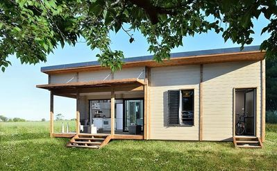 Photo for Camping Domaine de l'Epinette *** - 3 Rooms Chalet 5 People