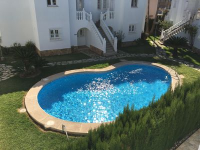 Photo for OlivaNova Golf apartment 80 meters from the beach. Renovated and equipped