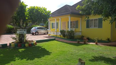 Photo for Almond Tree Villa- Lovely pool, Wi-Fi, Cable TV close to Ocho Rios and Beaches