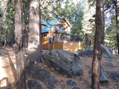 Photo for Sierra High Country Luxury Cabin,near Prinecrest,dodge Ridge,Strawberry