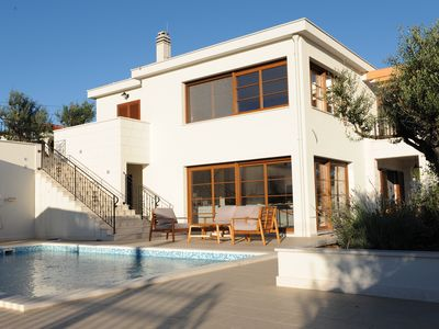 Photo for New! Spacious, luxurious 4-star villa with private pool and garden