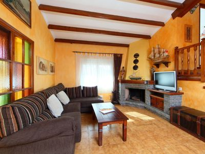 Photo for Vacation home Mallols in L'Escala - 6 persons, 3 bedrooms