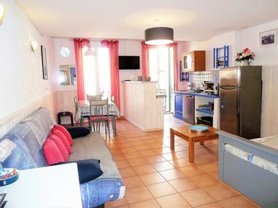 Photo for Apartment/ flat - COLLIOURE