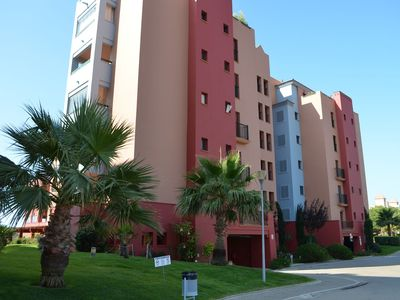 Photo for PALMERAS 49 - Two Bedroom Apartment, Sleeps 5