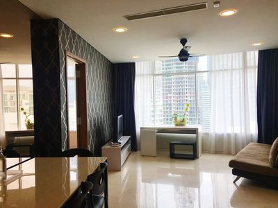 3rooms 500m to Twin Tower Petronas 4