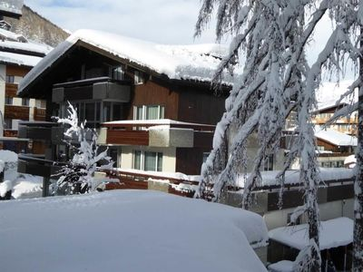 Photo for Apartment Am Vogelwald in Saas-Fee - 4 persons, 1 bedrooms