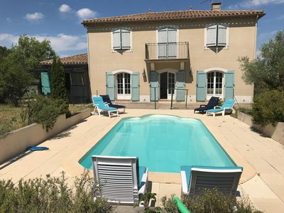 Photo for Bastide in Carcassonne with swimming pool