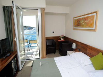 Photo for Hotel Vrilo Rooms & Suites / Hotel Vrilo - Double Room S12