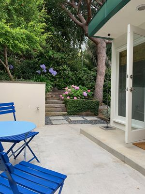 Escape To The Palisades In This Lush Garden Getaway!