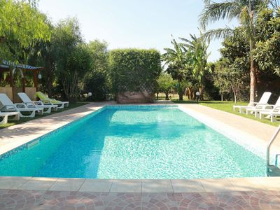 Photo for Large Brindisi Villa with Pool