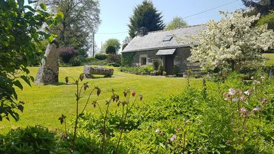 Photo for Delightful cottage for 2 with stunning views