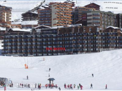Photo for Residence Odalys Clubhotel studio 4 p. South at the foot of the slopes from 31/03 to 07/04
