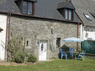Photo for A pretty cottage in small hamlet large garden and shared pool