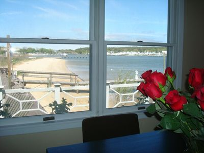 Photo for Hamptons Waterfront with Private Beach & Pool