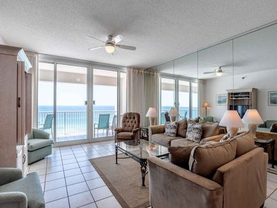 Photo for Gulf-Front Gulf Front Condo ~ Amazing Views from you Private Balcony!