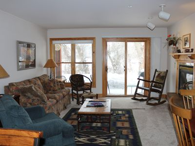 Photo for Spacious 2 Bedroom Condo in Driggs Id- close to skiing, biking, fishing and more