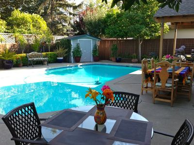 Photo for Winemaker's 3BR Home In Fabulous Sonoma with Pool!