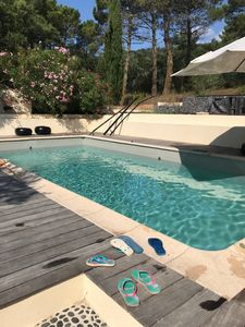 Photo for 4 bedroom holiday house with pool