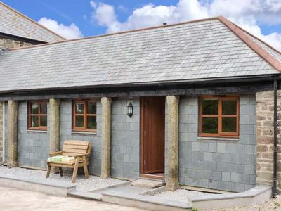 Photo for SKIBER GOTH, pet friendly, with a garden in Liskeard, Ref 5240