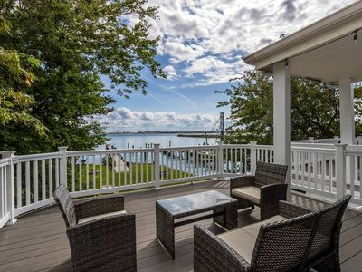 Photo for Waterfront Getaway on the Bay (Monthly Rentals Available)