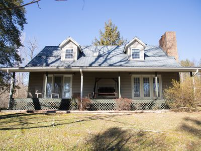 Spacious remodeled farm house for your adventures.