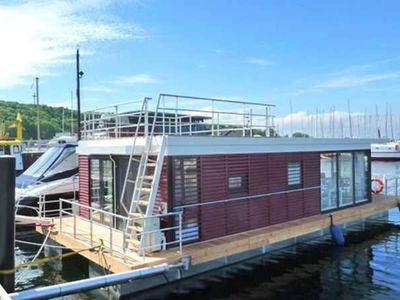 Photo for Floating 44 Laboe 3 / Airconditioning - FLOATING 44 Laboe
