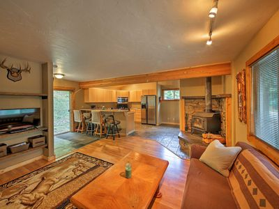 Photo for NEW! 'Legacy Lodge' - Walk to Lake Pend Oreille!