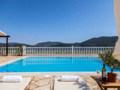 Photo for One Bedroom Dream Apartment with Pool And Sea Views In Vasiliki