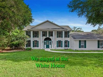 Photo for YOUR OWN WHITE HOUSE VACATION  ONLY 25 MIN FROM DISNEY