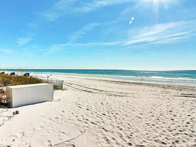 Photo for Gulf Terrace 106-2BR-OPEN Oct 22 to 24 $447! Fishing Lake-Ground Floor & FunPass!