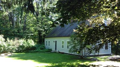 Photo for Newly Renovated 18th Century Cottage On 4 Acres