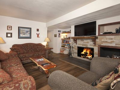 Photo for Remodeled in Beautiful Keystone Village Year-Round Heated Pool, Hot Tub, Log Fireplace, Washer&Dryer