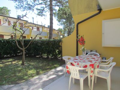 Photo for Holiday Apartment - 7 people, 50 m² living space, 2 bedroom, garden, child-friendly