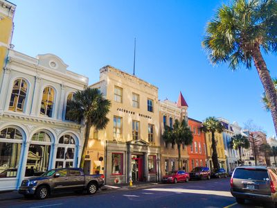 Photo for Located in the Original Walled City, Explore Historic Charleston All Around You!