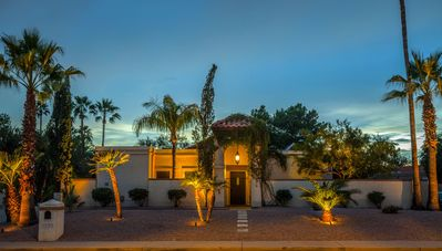 Photo for 2 Master Suites! Private Pool + Hot Tub for 8 + Pool Table.  Recently Remodeled!!