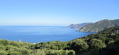 Photo for VACATION RENTAL APARTMENT PINO CAP CORSE FOR 5 PEOPLE