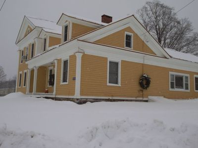 winter in the Catskills, downhill skiing, cross skiing, FARM to table dining