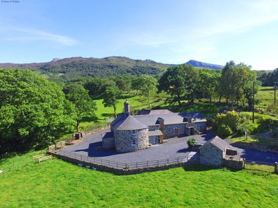 Photo for Scenic, Private Setting at the foot of Cader Idris. Only 1.7 mile to the market town of Dolgellau